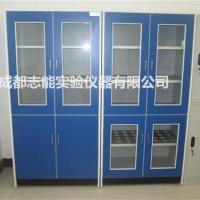 实验室铝木器皿柜 全钢器皿柜 通风药品柜 实验室设备成都厂家