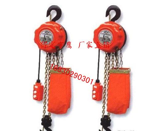 供应深圳DHK环链电动葫芦,厂家批发1T*9M环链电动葫芦