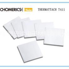 供应Chomerics固美丽T411,铝网散热双面胶,电源/芯片/LED散热使用,可定制加工批发
