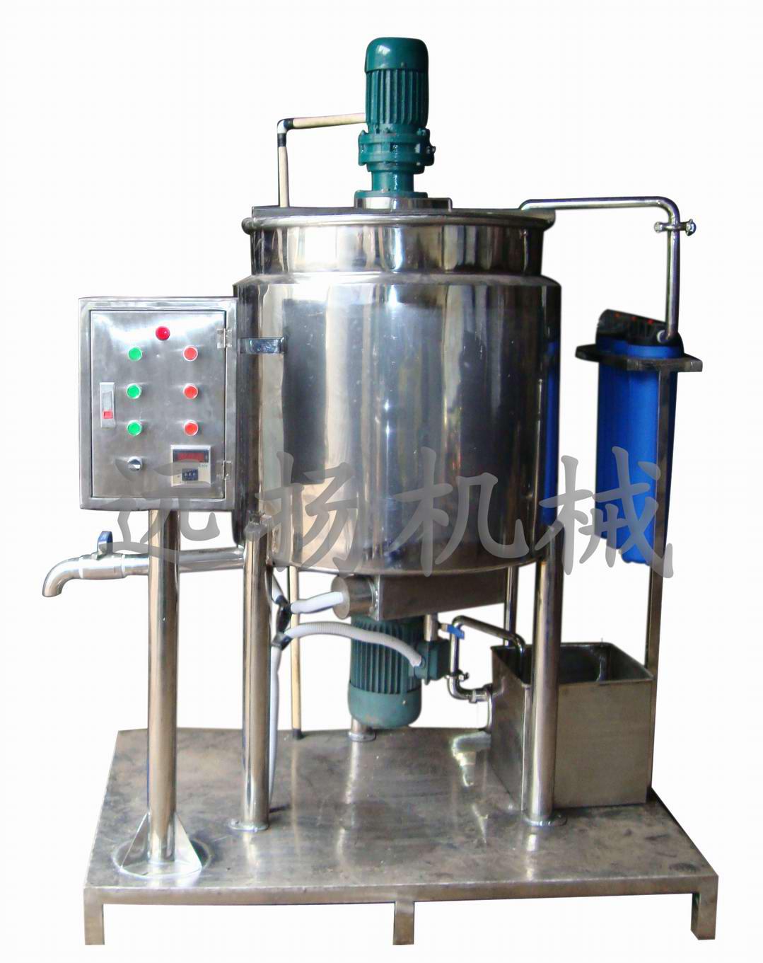 供应 A型加热剪切乳化设备,广州远扬机械生产厂家