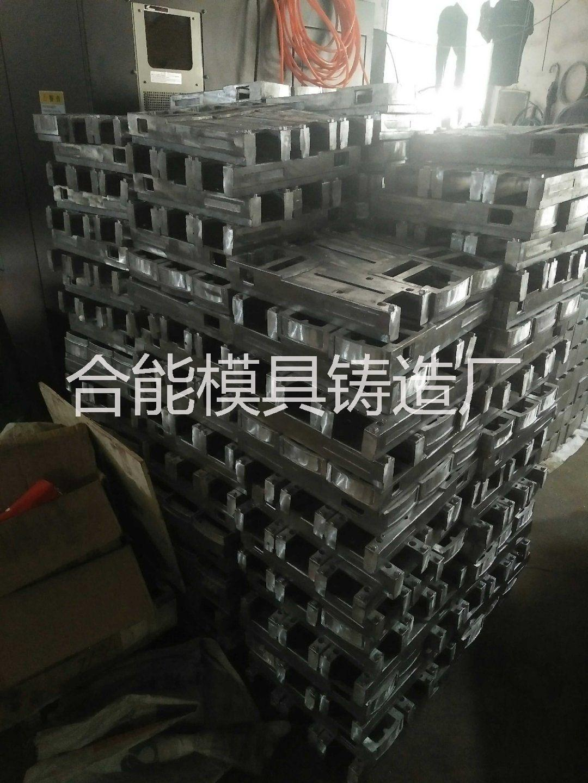 精密铝铸件打磨