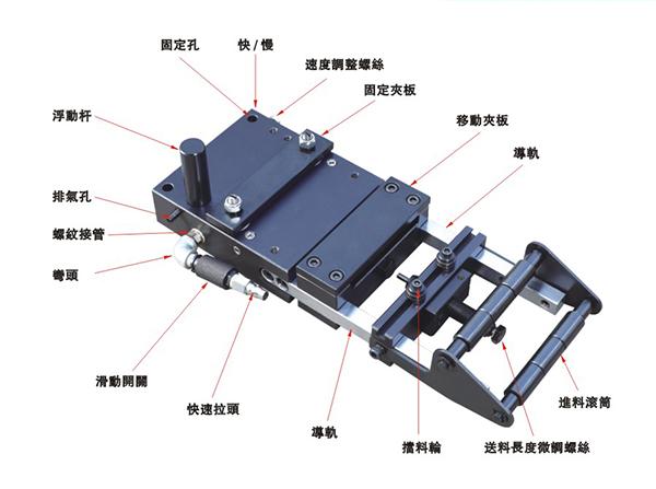 厂家直销自动送料机冲床送料机空气包邮