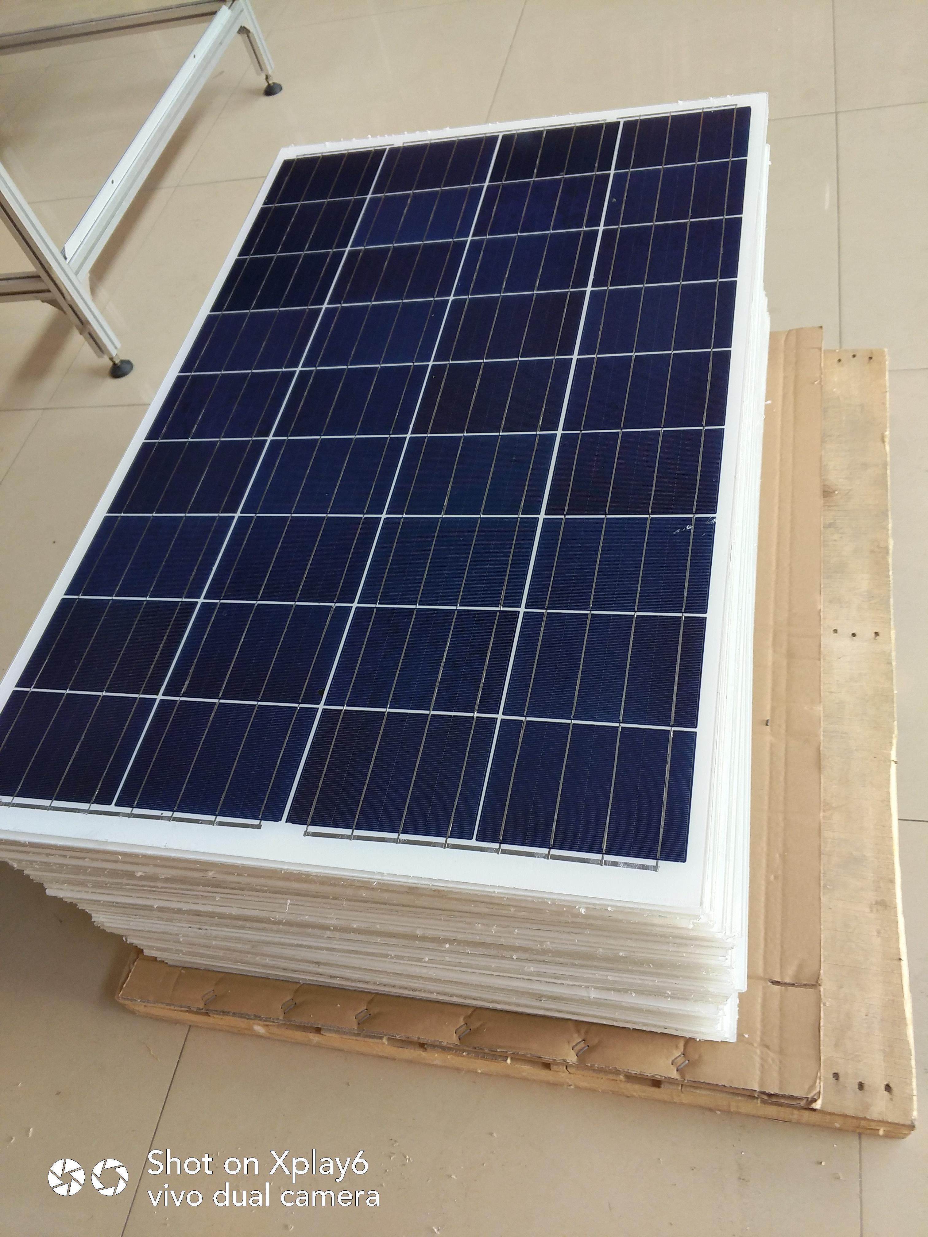 供应太阳能电池板扬州厂家