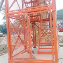 供应施工梯笼价格 基坑施工安全梯笼专业厂家