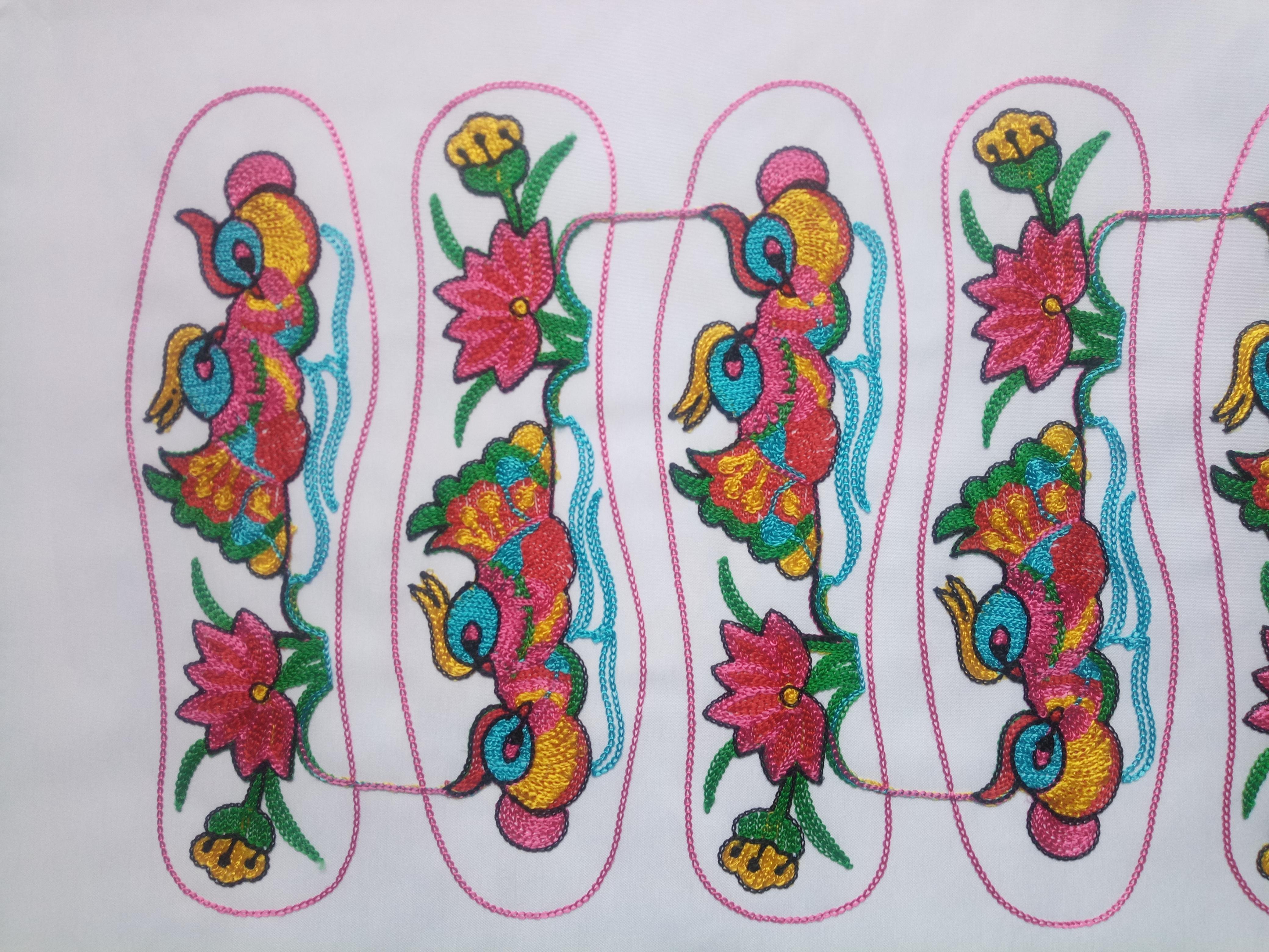 毛线绣绣花鞋垫 电脑绣花鞋垫面 鞋垫面批发 绣花鞋垫半成品 厂家批发鞋垫面