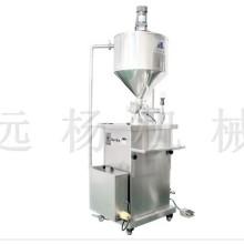 供应立式加热搅拌灌装机广州远杨机械设备生产厂家批发