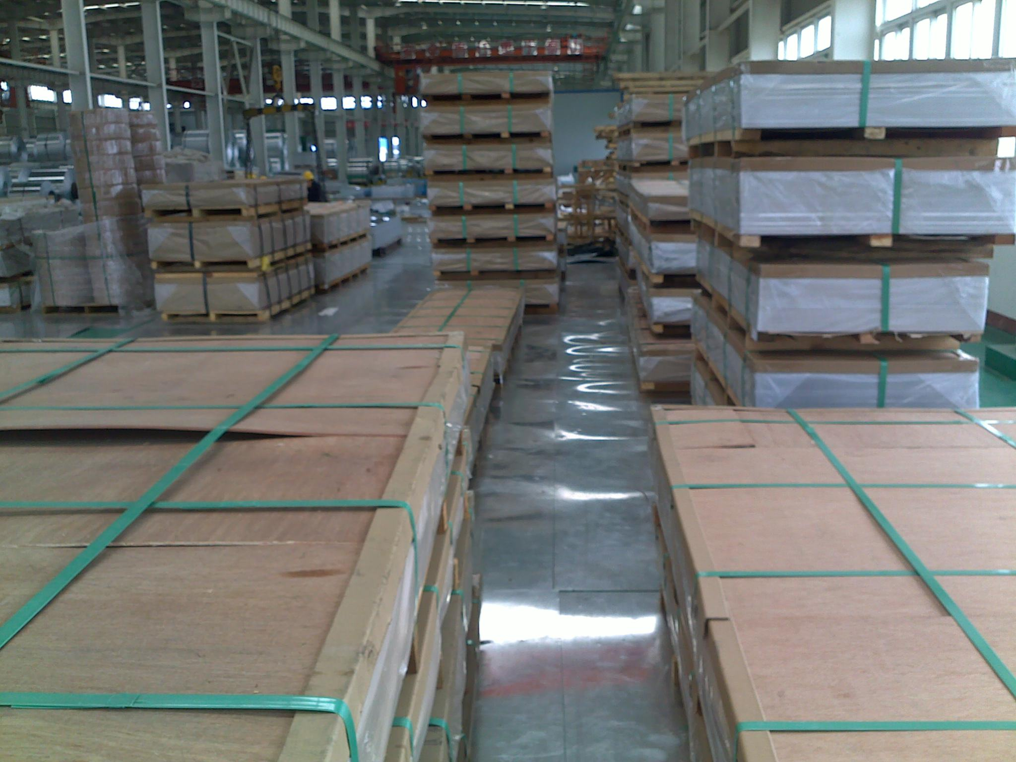 铝板、花纹铝板、铝卷、铝带、生产、铝制品加工