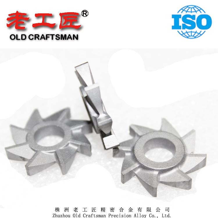 供应100%原生料优质硬质合金锯片铣刀 硬质合金铣刀片