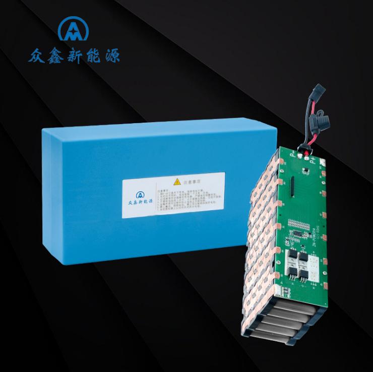 动力锂电池PACK电池组定制加工 动力锂电池PACK电池组48V