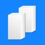 HJ032白盒 纸盒 空白盒 移动电源包装盒 中性空白盒 厂家供应 一个起订 60x20x115