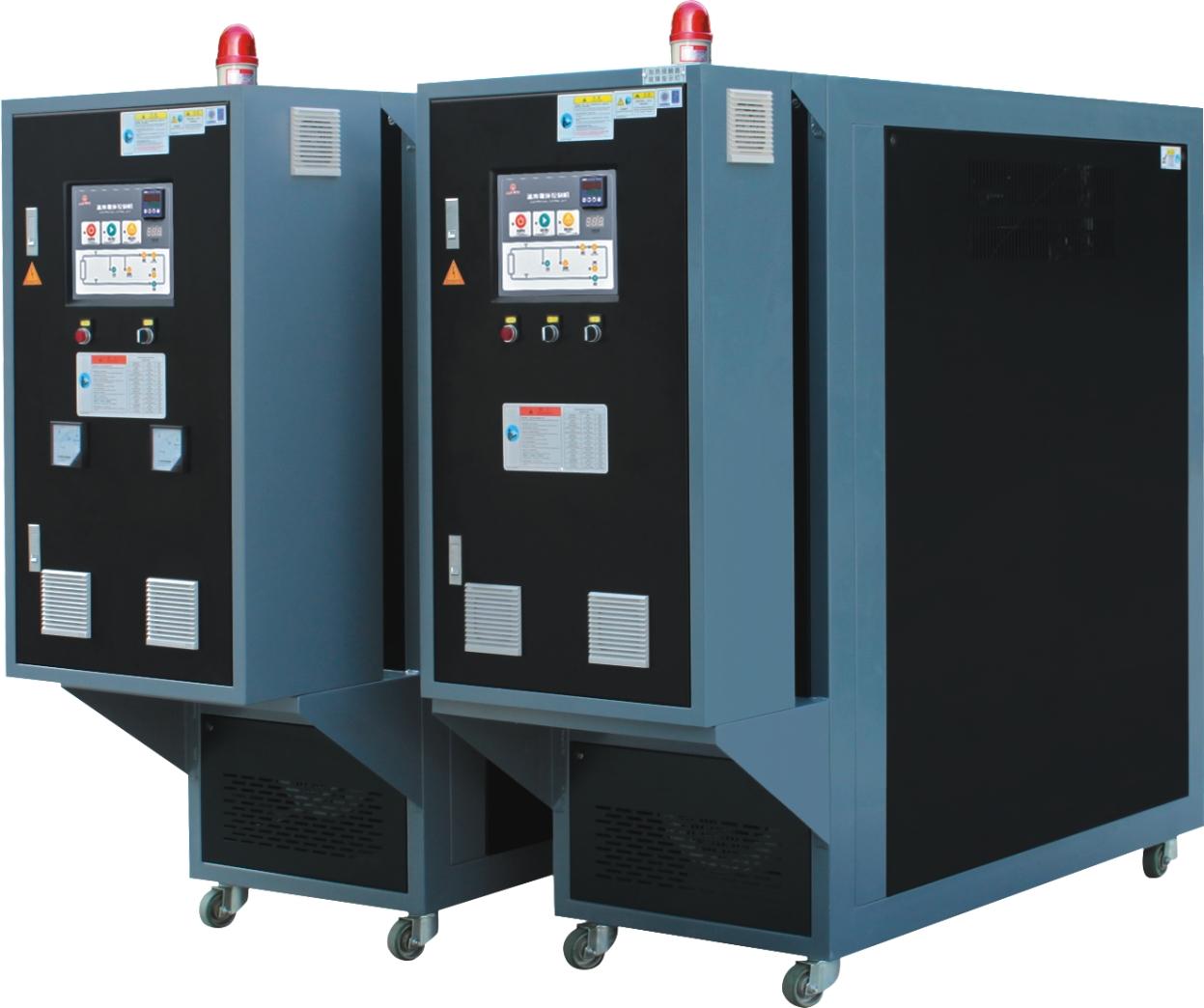 锂电隔膜涂布机生产线控温技术/奥德辊轮控温油温机