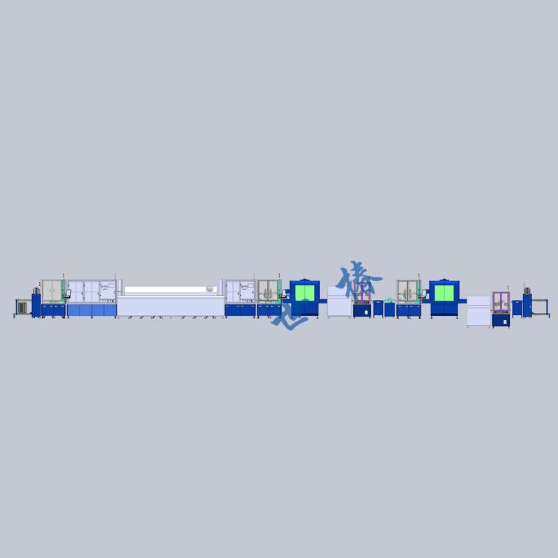 甲醇燃料电池生产线