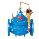 700X水泵控制阀 水利控制阀 控制阀 流量控制阀 上海顺工阀门