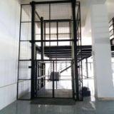 供应广东清远链条导轨式货梯厂价