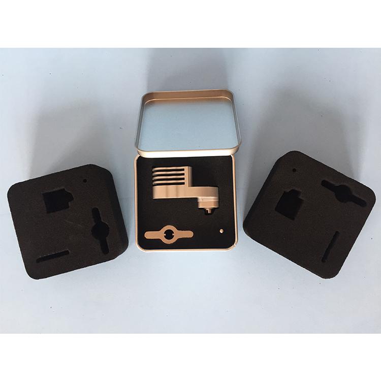 异性冲压海绵内衬定做化妆品包装各种礼品盒定做纸盒包装内托 EVA EVA海绵