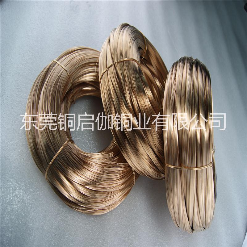 Qsn6.5-0.1磷铜线 弹簧专用磷铜材质端子线