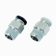 快插式气动管接头 管接头HPC直通终端 管接头特点