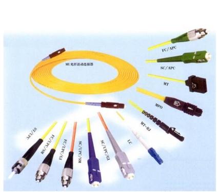 单模单芯、多模双芯 光纤跳线 长度可定制