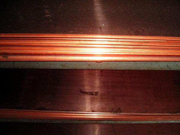 长期供应江苏铜板 铜板厂家价格 材质保证