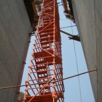 内蒙古泽晟安全爬梯  安全可靠 安装简单快捷