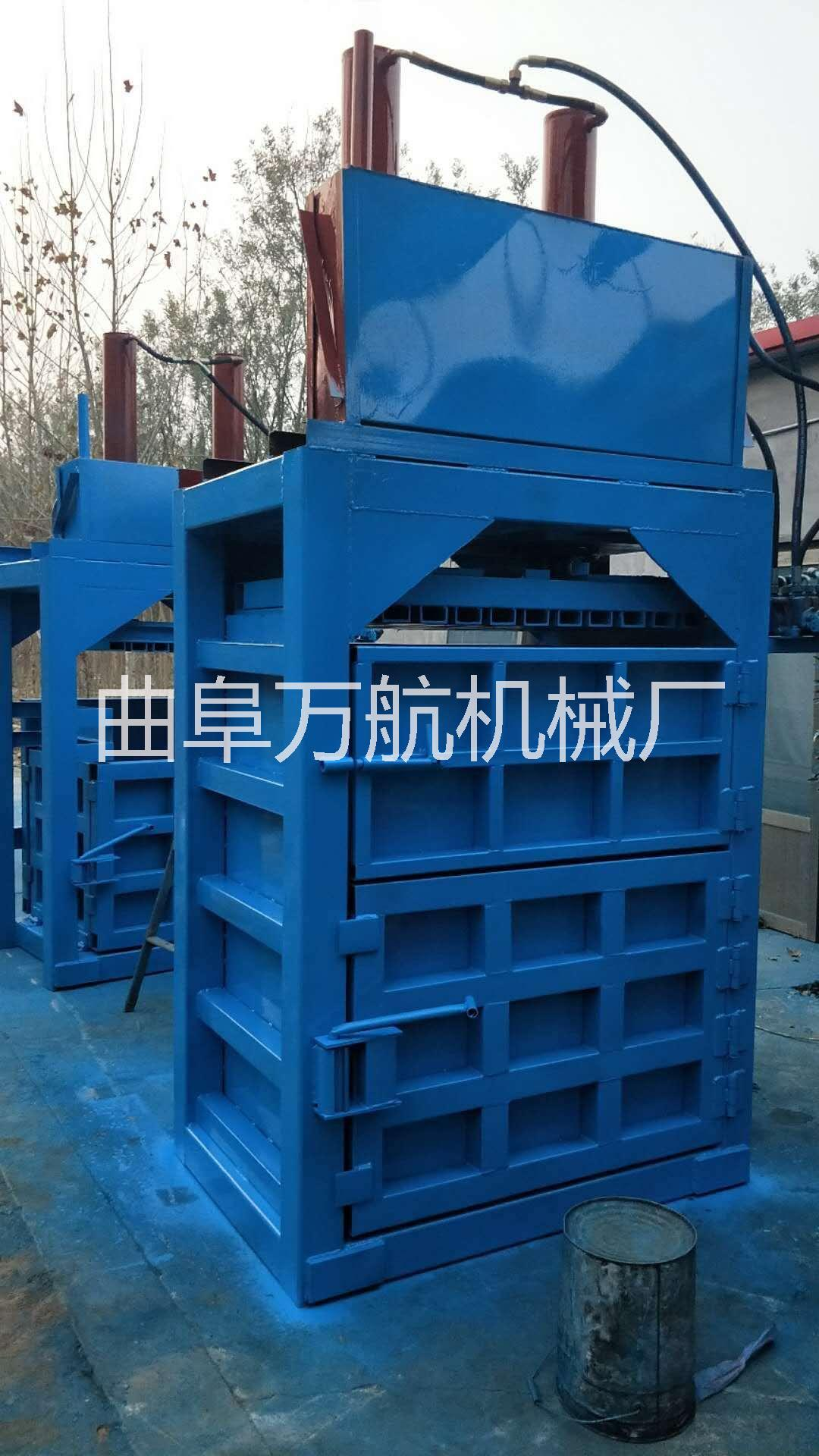 山东厂家销售小型液压打包机 废纸打包机 金属打包机 山东厂家销售小型液压打包