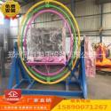 河南游乐设备厂家三维太空环图片