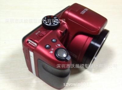 数码相机外观、结构手板模型 数码相机手板模型