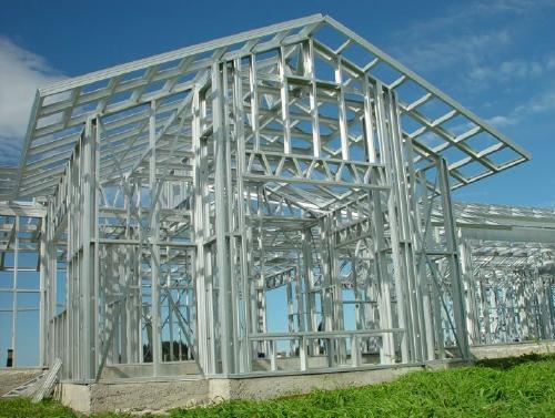 轻型钢结构制作安装