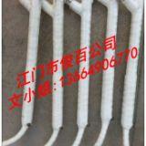 供应压胶机贴胶机热风机不锈钢管 铁金刚压胶机发热外管热压机吹风管