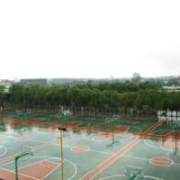 硅PU 硅PU篮球场网球场 硅PU篮球场网球场EPDM供应商@ 河南郑州硅PU篮球场EPDM厂家