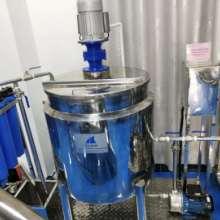 洗发水-洗涤产品设备生产线 洗洁精设备生产线 洗发水设备生产线图片