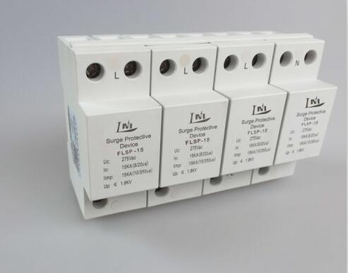 1级防雷电涌保护器15KAup2.0kv