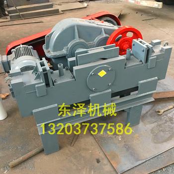 钢筋切断机这种设备结构紧凑占地面积小造价低廉 钢筋切断机设备 钢筋切粒机 钢筋切头机
