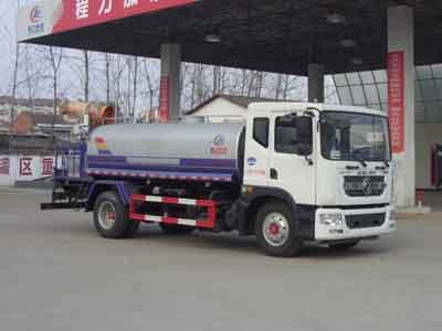 程力重工(东风天龙)10吨洒水车