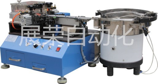ZR-104F全自动散装电容成型机-展荣自动化设备