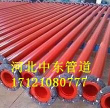 涂塑钢管  涂塑复合钢管生产厂家