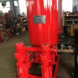 工地调试验货 立式消防泵 多级泵XBD6.9/10-L(W恒压加压喷淋泵 上海江洋厂家水泵批发
