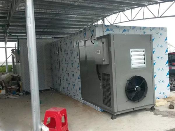 农副产品热泵烘干设备