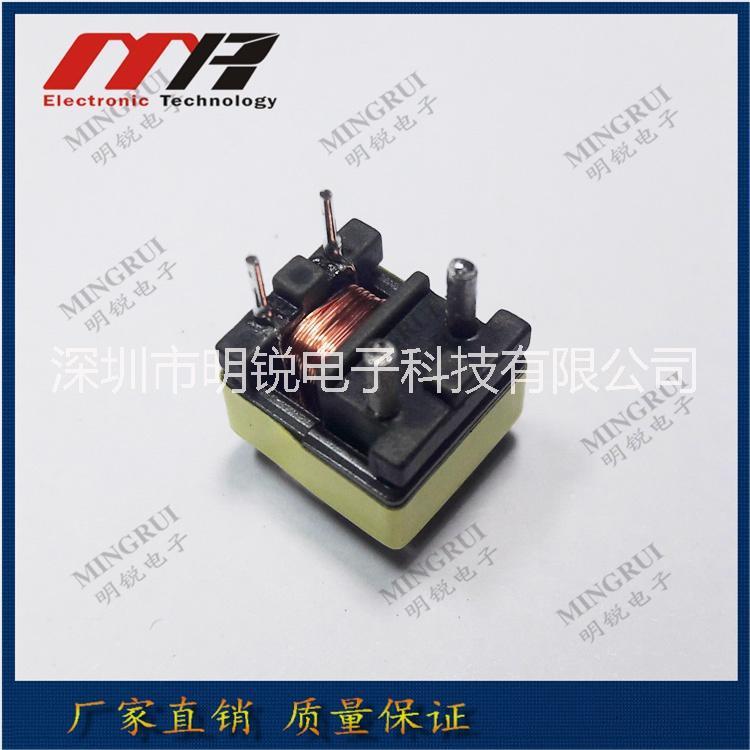 EE10电流互感器 粗脚1.4MM 150:1 100:1 可通过大电流