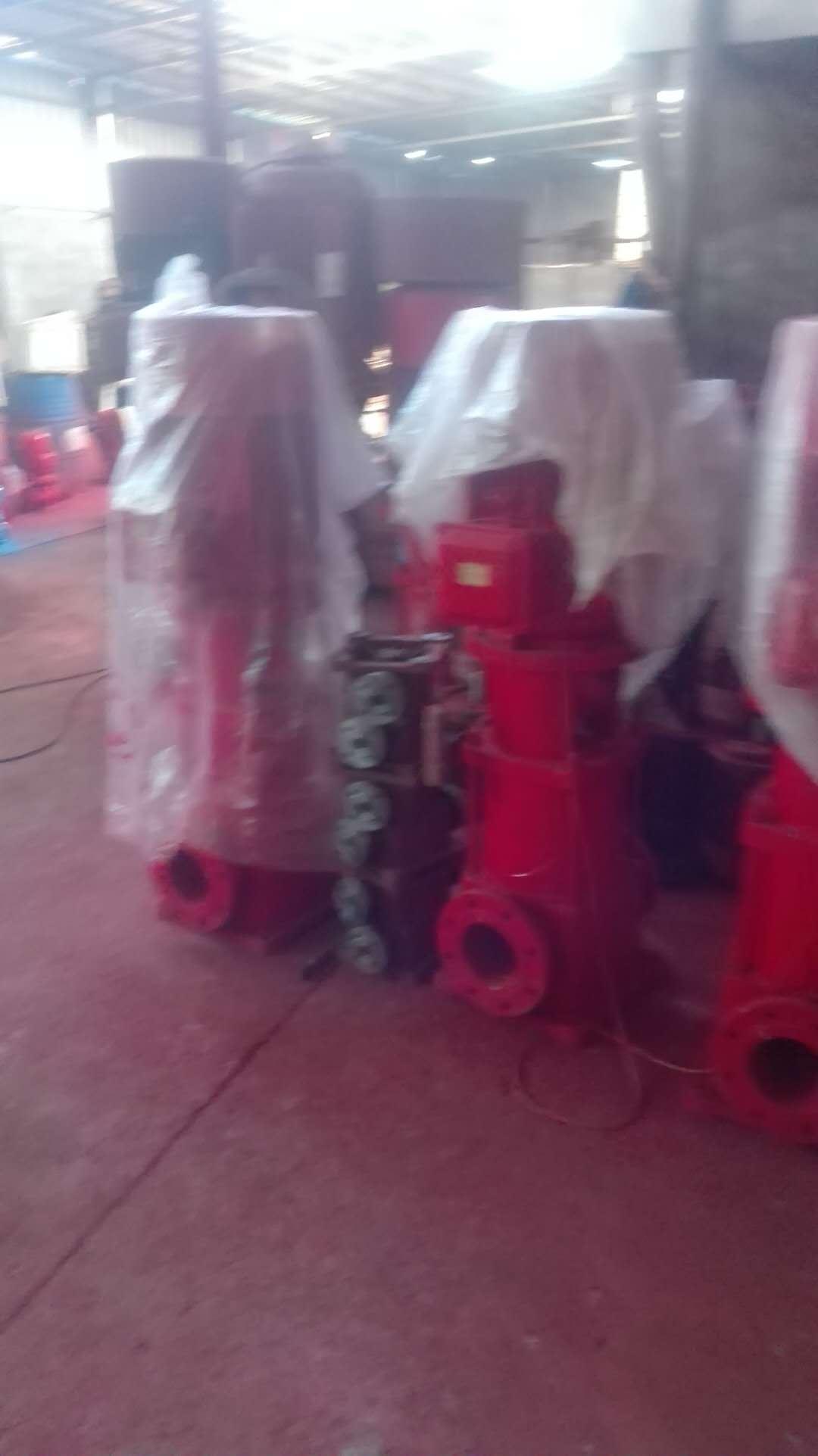检测多级泵消防稳压泵直销报告XBD/3.6/8-65G*3厂家消火栓泵XBD/3.8/6.5-65G*3