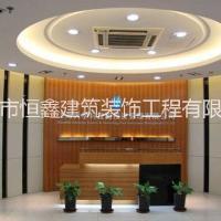茶山东坑厂房装修设计东莞恒鑫