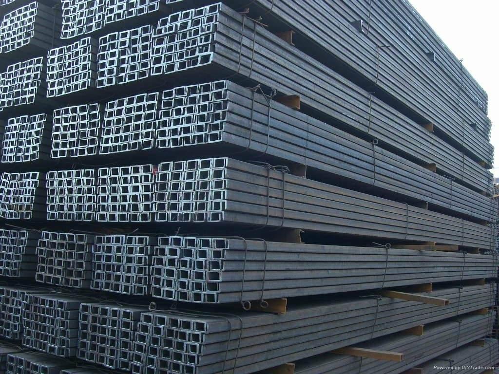 无锡市150X75X6日标槽钢现货,日标槽钢Q235材质