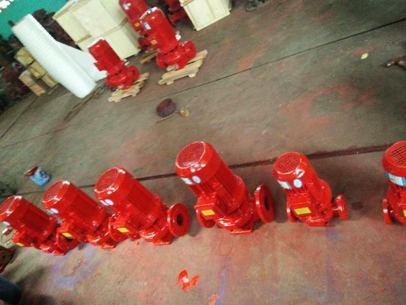 恒压消防多级泵/恒压稳压消防设备XBD10/15-HY-30KW恒压消防泵安装消火栓泵XBD11/15-HY-37KW