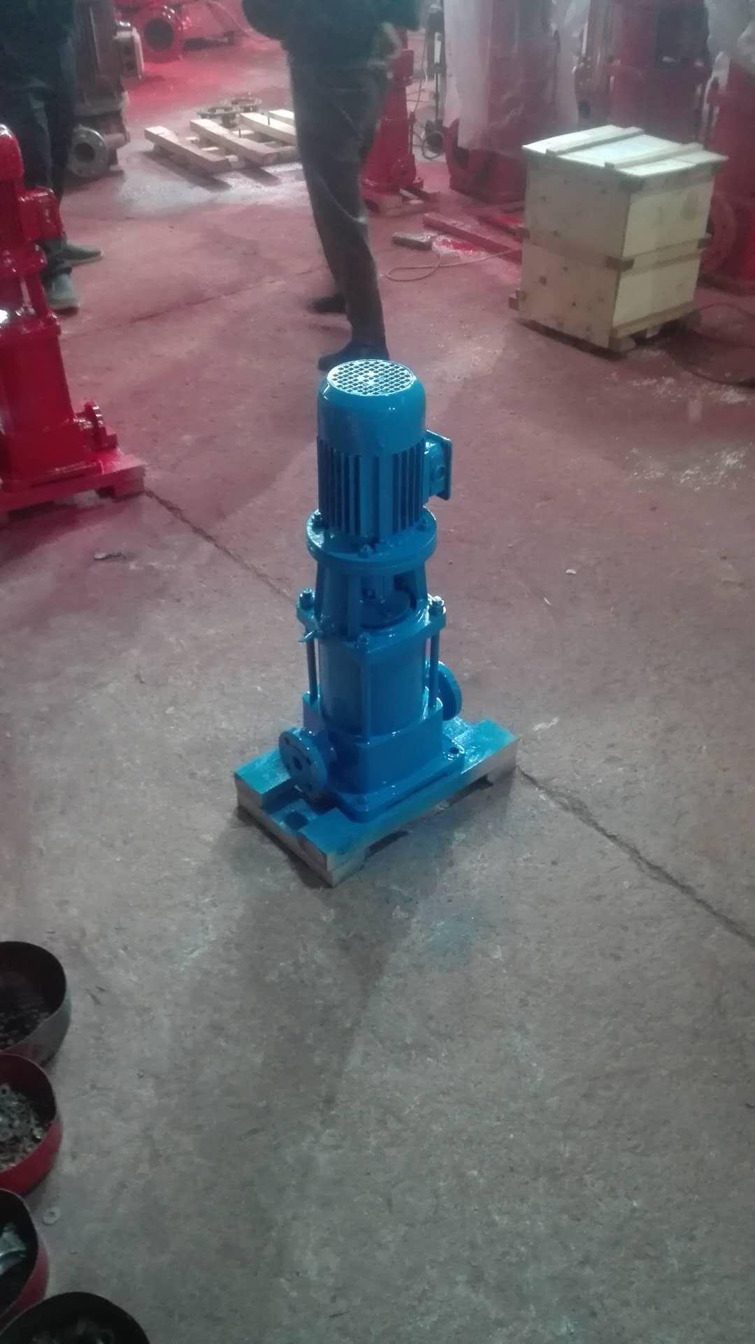 江洋厂家水泵 消火栓泵 喷淋泵XB2.8/13-65L室内消防泵 供应恒压多级泵XB3.0/9-65L