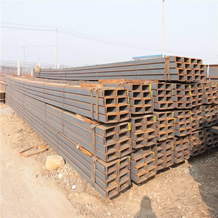 供应Q345日标槽钢,100x50规格日标槽钢现货