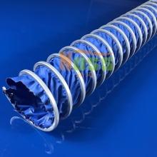 阻燃帆布伸缩软风管阻燃帆布伸缩软风管柔性伸缩风袋WH00415软管批发