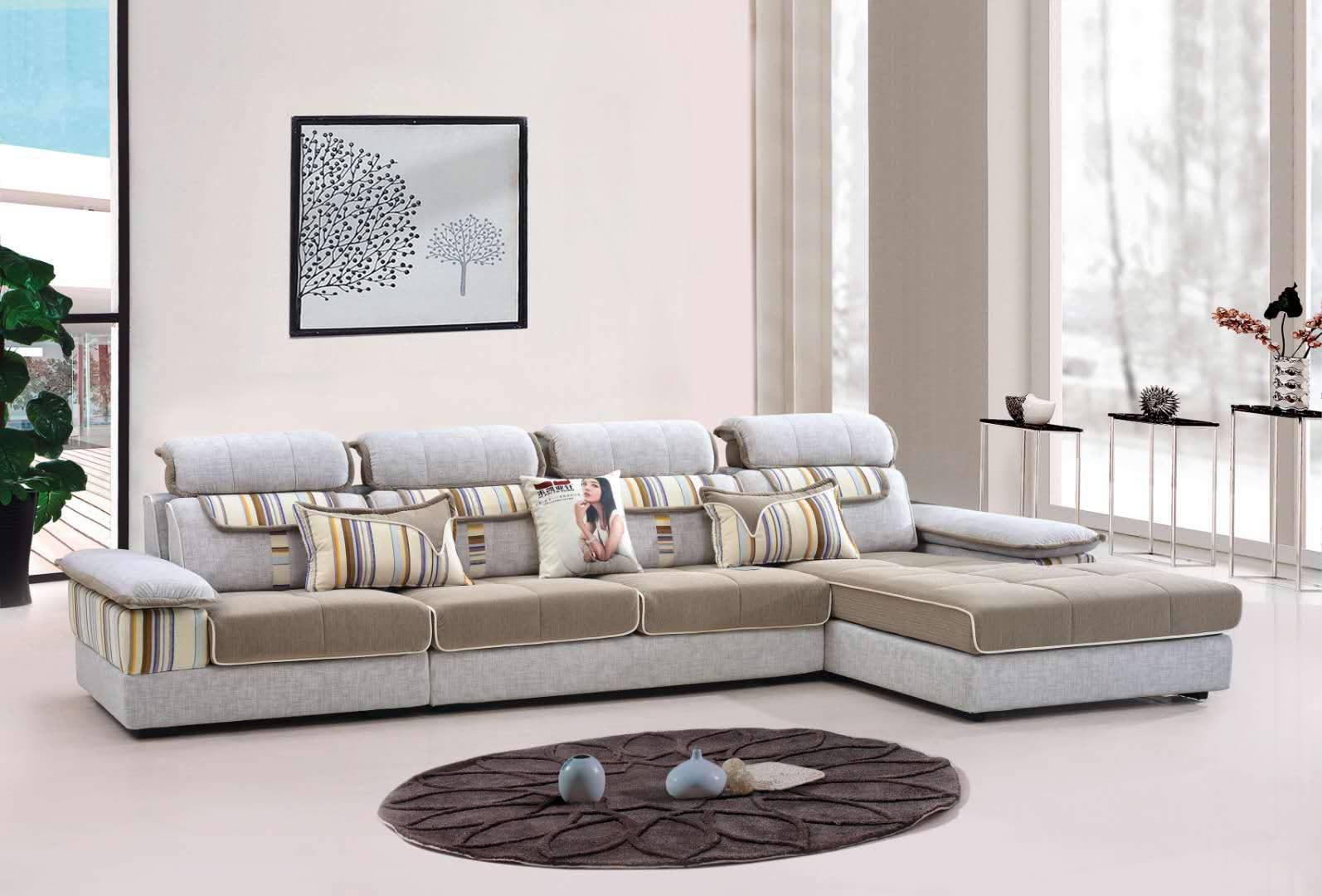 米凯亚轩家居   龙岗沙发供应 客厅现代简约沙发