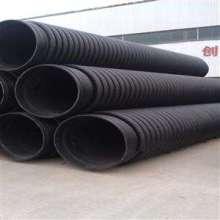 大量供应双壁波纹管 保证纯原料制作 城市地埋高压电缆保护管 双壁波纹管厂家批发