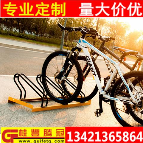 停车架 安装自行车停车架的好处