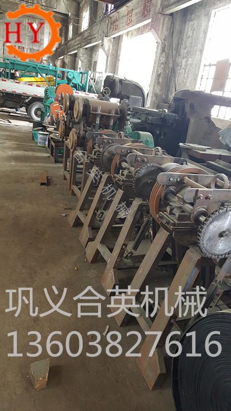 废旧轮胎回收处理帮手--废旧轮胎切块机